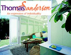 Thomas Sanderson blinds, awnings and window shutters