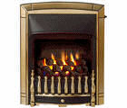 Valor Dream Fan Flued inset gas fire