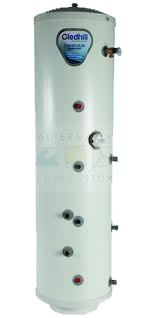 Indirect Stainless Lite slimline unvented cylinder