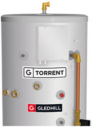 Gledhill TORRENT STAINLESS thermal stores