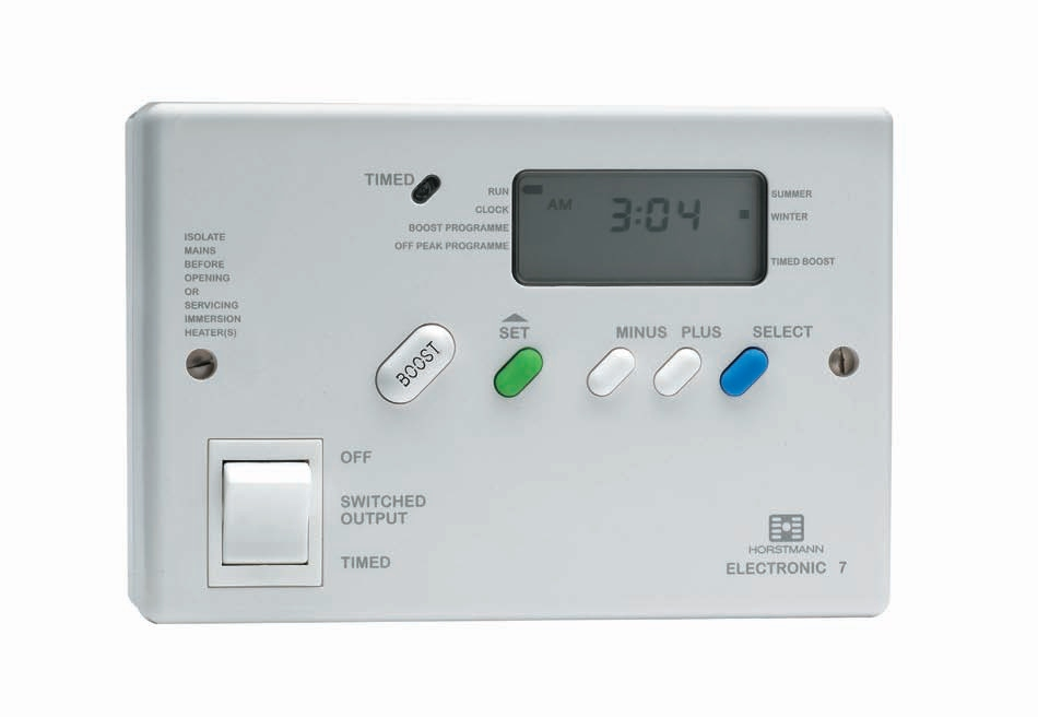 Horstmann Electronic Economy 7 immersion heater controller
